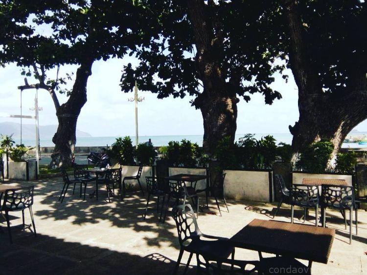 Quán cafe đẹp Côn Đảo