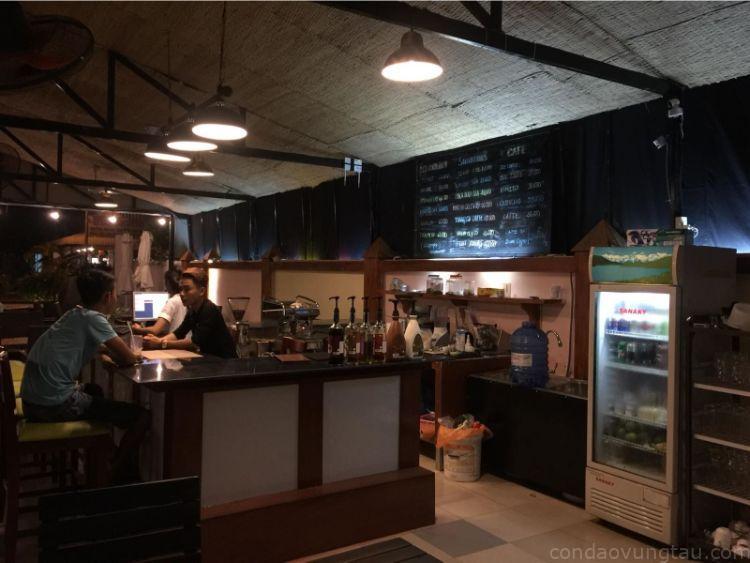 Côn Sơn cafe