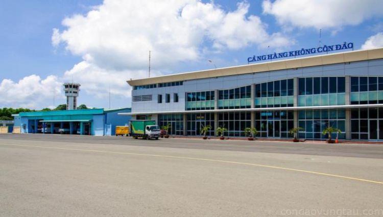 Cảng hàng không Côn Đảo