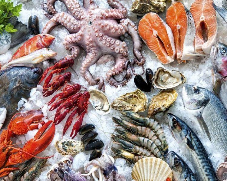 Hải sản Côn Đảo