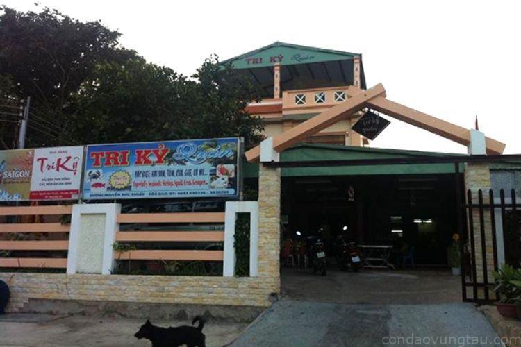 Nhà hàng Tri Kỷ Côn Đảo