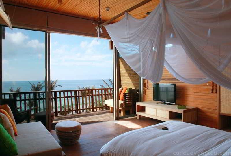 phòng ở Six Senses Côn Đảo