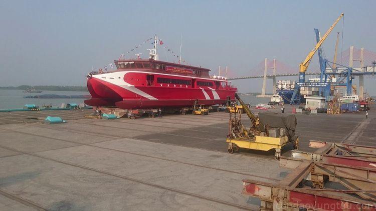 tàu đi Cần Thơ Côn Đảo