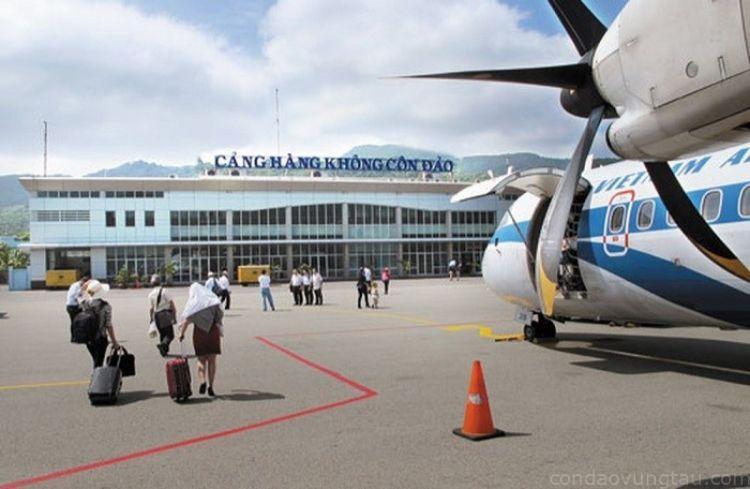 Nhu cầu bay đến Côn Đảo