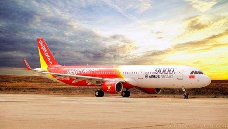 Vietjet mở đường bay đến Côn Đảo