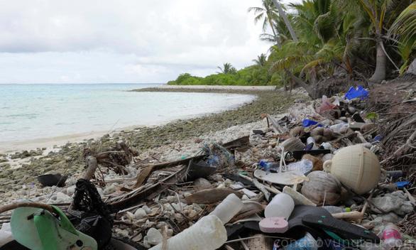 Đảo Nhỏ Nước Úc Hứng 414 Triệu Mảnh Rác Nhựa – Nghĩ Về Côn Đảo
