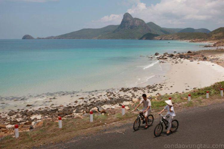 xe đạp Côn Đảo
