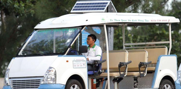 xe điện giúp bảo vệ môi trường