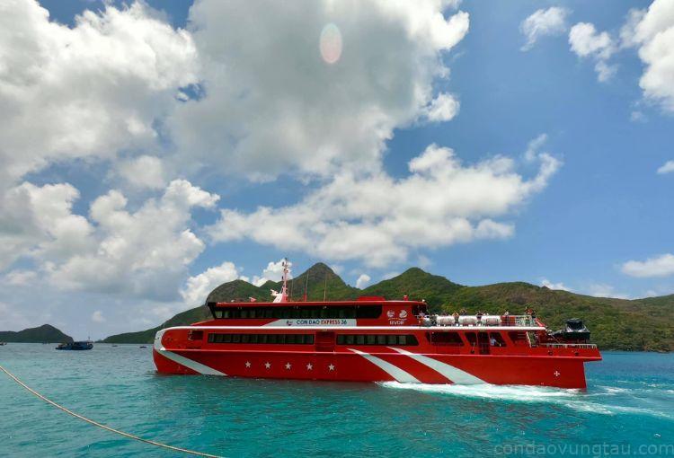 Tàu Côn Đảo Express 36