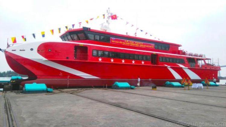 Tàu Côn Đảo Express đi Sóc Trăng - Côn Đảo
